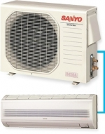 Climatiseur Sanyo